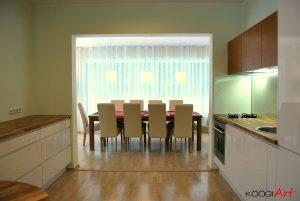 Kaherealine köök
